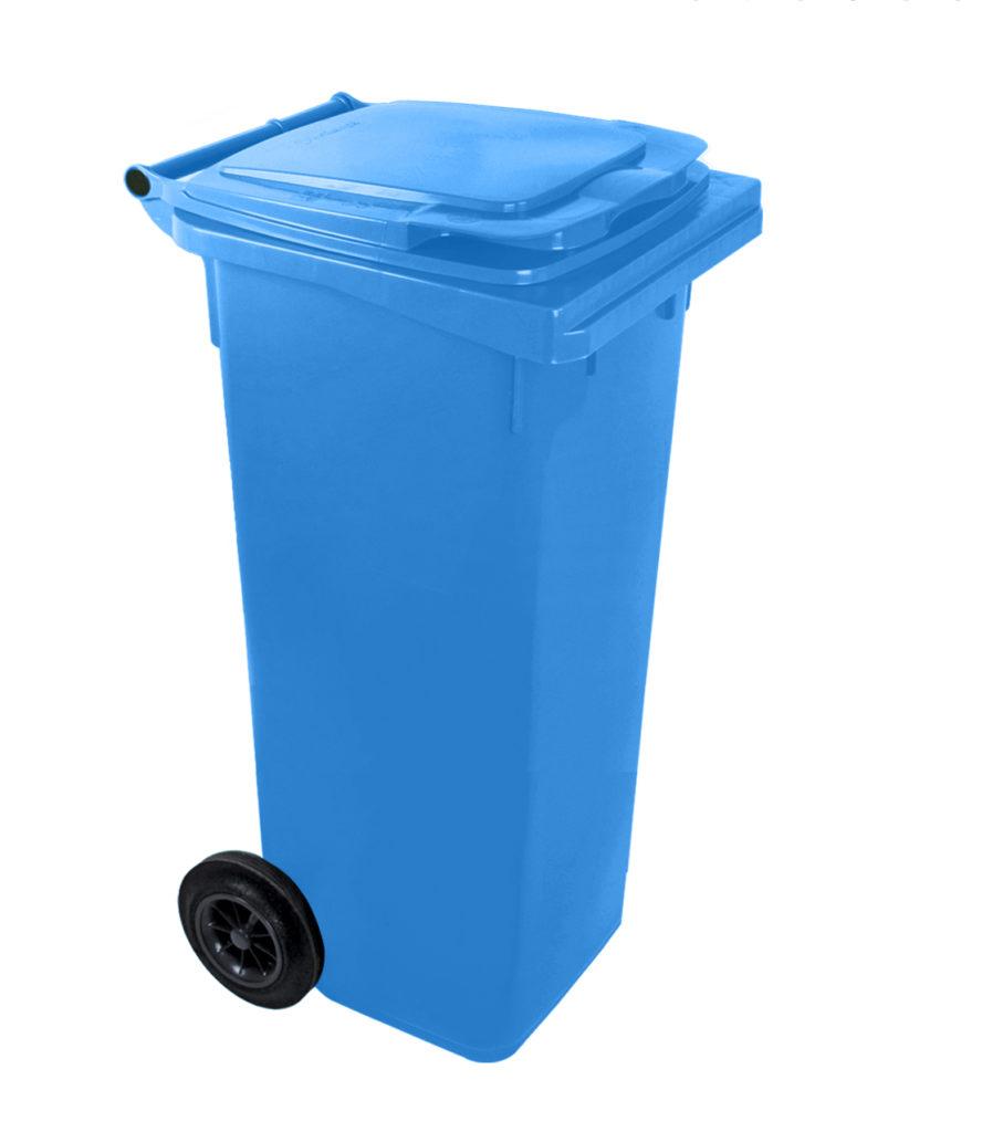 Waste Bin 140l Standard Series Pl Naodpad